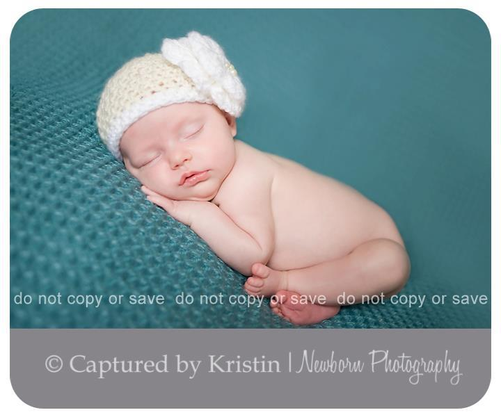 Newborn Baby Photographed at Michael House in Guelph